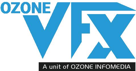 Ozone VFX Logo | Ozone Infomedia