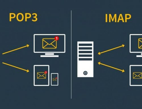What is the difference between POP3 and IMAP in Email Accounts