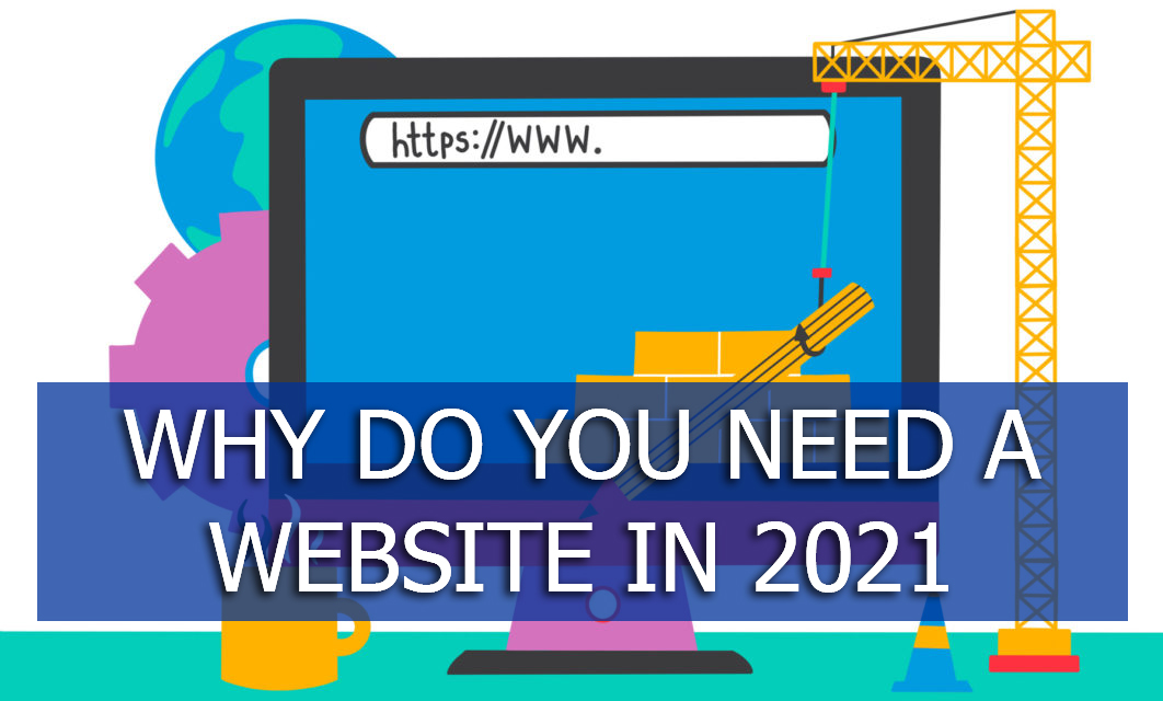 why do you need a website in 2021 | Ozone Infomedia